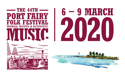 Port Fairy Folk Festival 2020